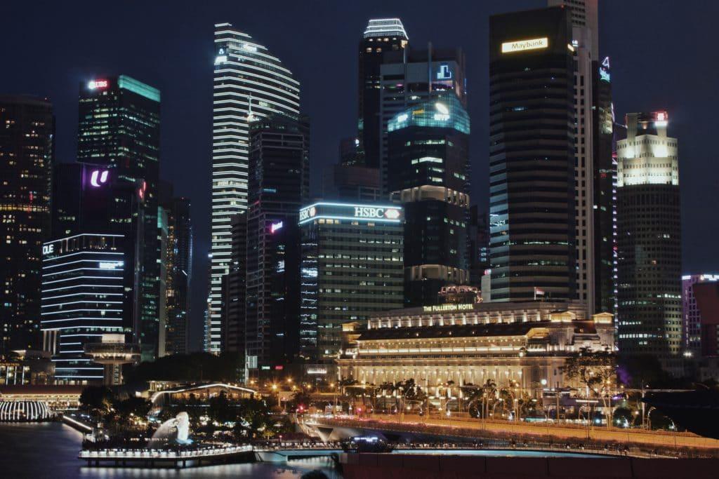 Singapore Security Company